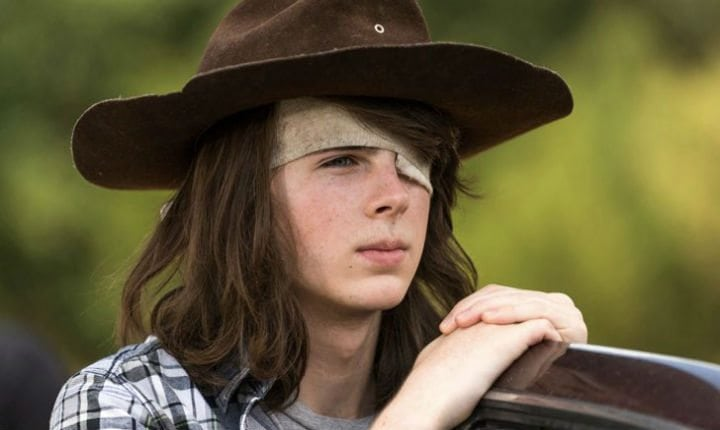 How Fans Said Goodbye To Carl On The Walking Dead Direct Expose