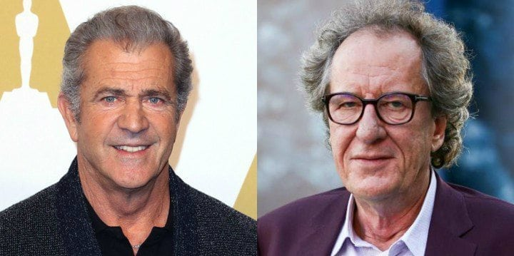celebrity roommates - mel gibson