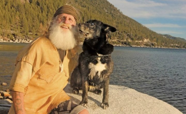 The True Legend Of Mick Dodge The Barefoot Nomad Living