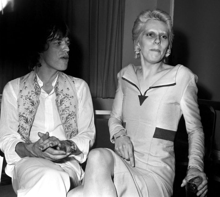 mick jagger rolling stones angie bowie