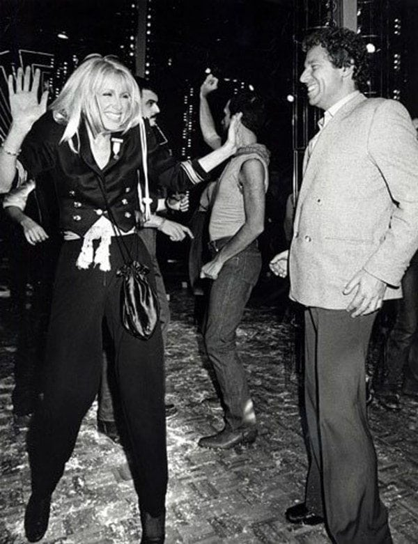 suzanne sommers alan hamel studio 54 historical hollywood photos