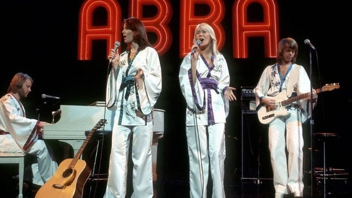 abba facts - concert