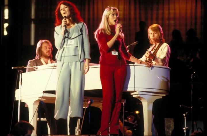abba facts concert