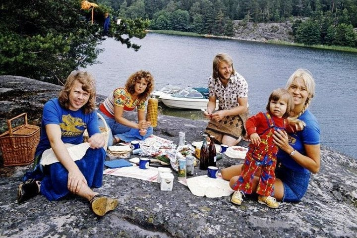 abba facts - band members