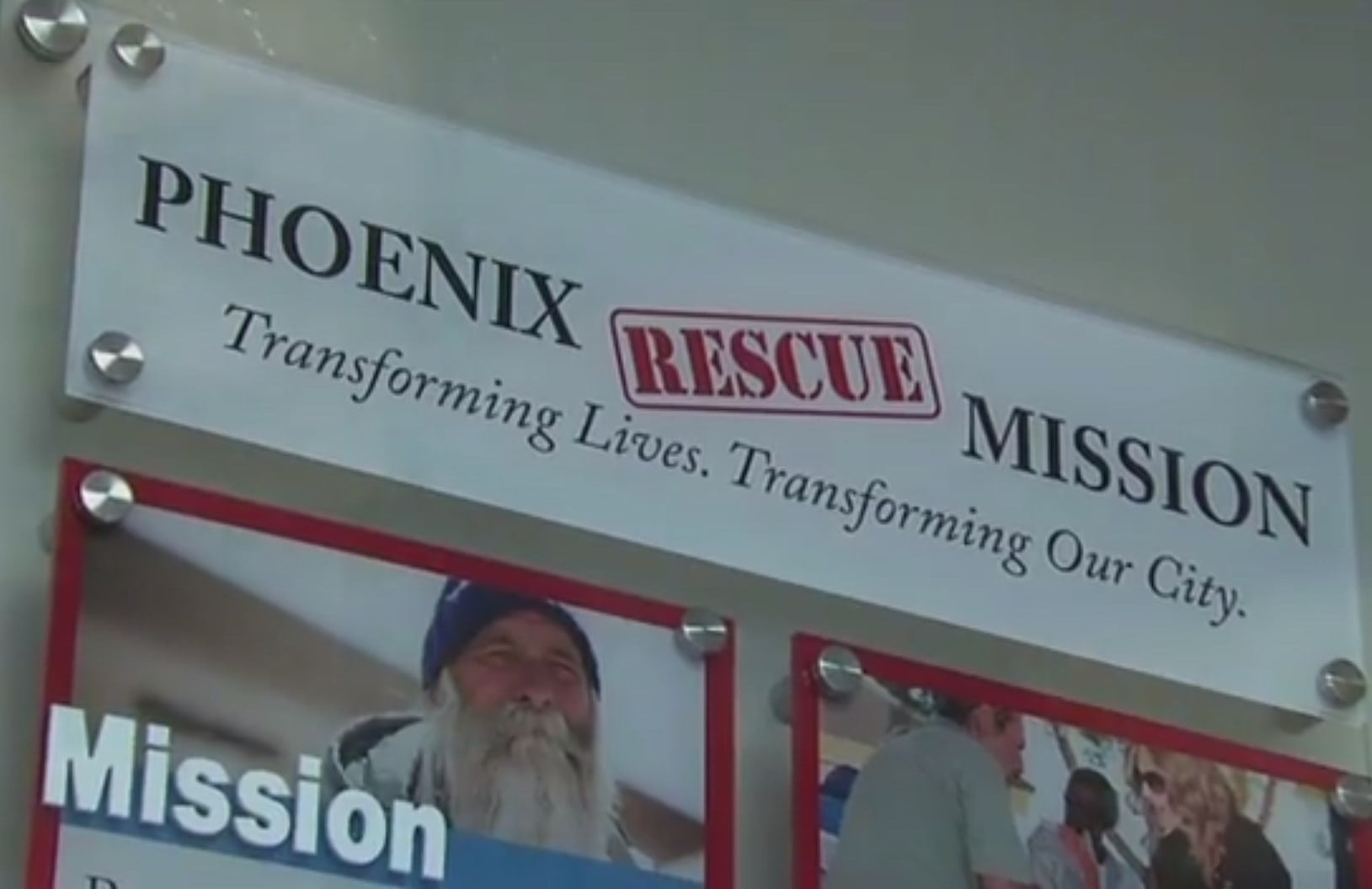 phoenix rescue mission amy roberson will russell