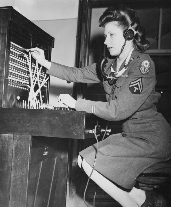 switchboard operator telephone obsolete job jobs that don't exist