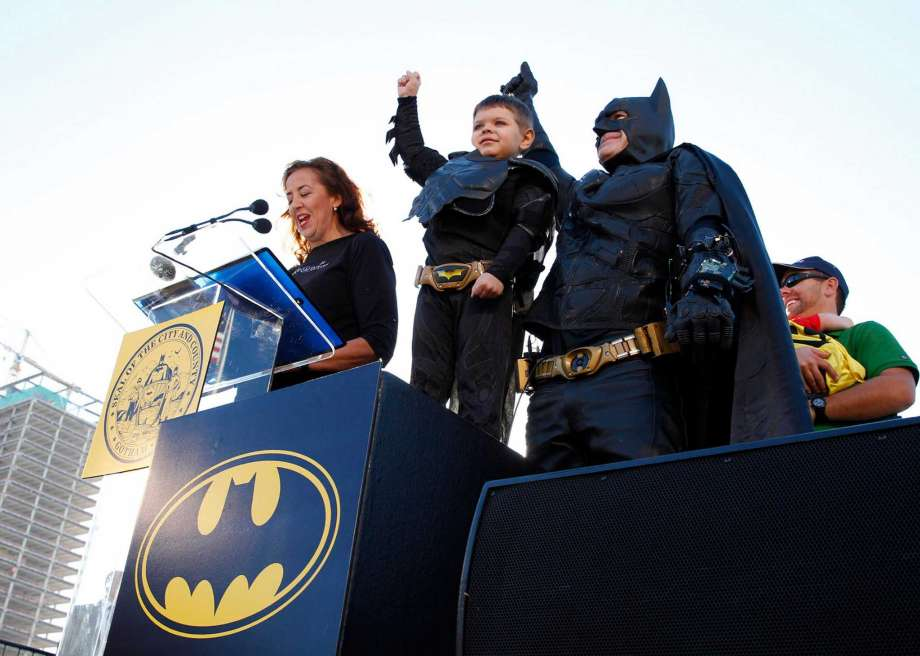 batkid batman make a wish foundation patricia wilson miles scott san francisco