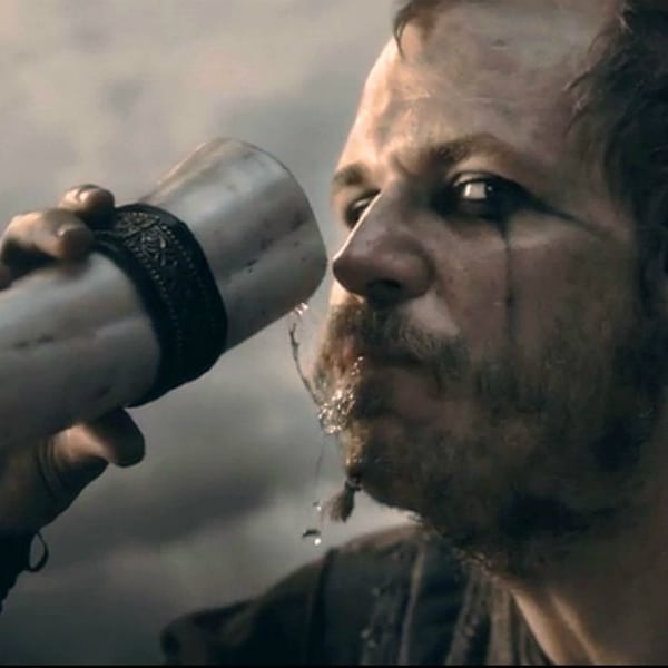 Viking drinking
