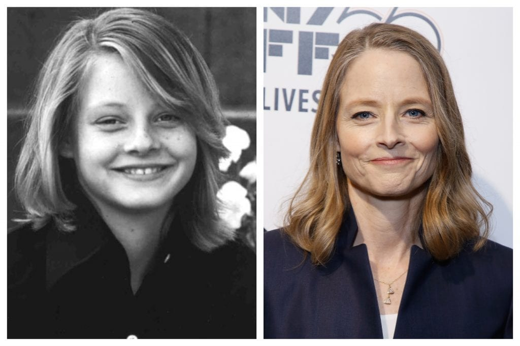 1960s icons - Jodie Foster